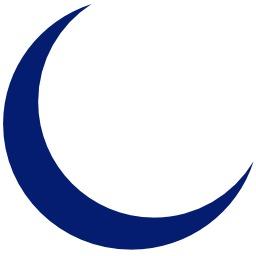 Croissant de lune. Source : http://data.abuledu.org/URI/50cc903e-croissant-de-lune
