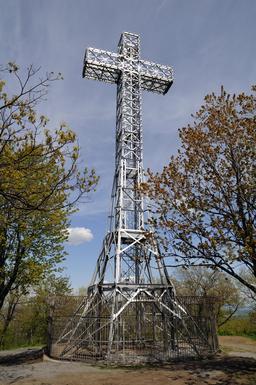 Croix du Mont Royal à Montréal. Source : http://data.abuledu.org/URI/58dd7805-croix-du-mont-royal-a-montreal