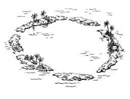 Croquis d'atoll. Source : http://data.abuledu.org/URI/53b97c30-croquis-d-atoll
