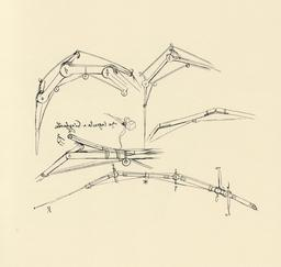 Croquis d'engin volant. Source : http://data.abuledu.org/URI/54b98902-croquis-d-engin-volant