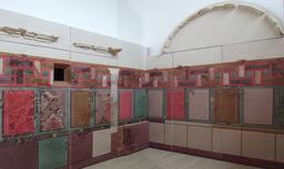 Cubiculum romain en Espagne. Source : http://data.abuledu.org/URI/54cbc442-cubiculum-romain-en-espagne