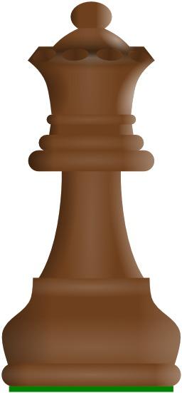Dame noire aux échecs. Source : http://data.abuledu.org/URI/520bfd16-dame-noire-aux-echecs