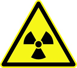 Danger de matières radioactives. Source : http://data.abuledu.org/URI/51be39be-danger-de-matieres-radioactives