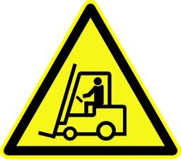 Danger de véhicules de manutention. Source : http://data.abuledu.org/URI/51be3b04-danger-de-vehicules-de-manutention