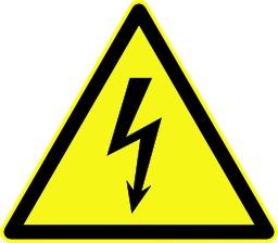 Danger électrique. Source : http://data.abuledu.org/URI/51be3b57-danger-electrique