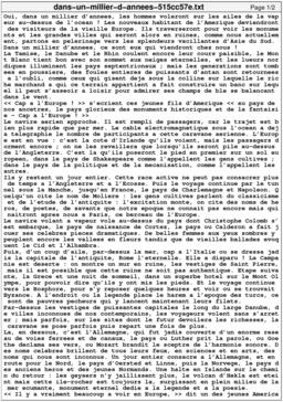 Dans un millier d'années. Source : http://data.abuledu.org/URI/515cc57e-dans-un-millier-d-annees