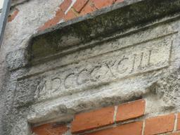 Date de construction du marché couvert de La Rochelle. Source : http://data.abuledu.org/URI/5821fdc3-date-de-construction-du-marche-couvert-de-la-rochelle