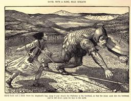 David et Goliath. Source : http://data.abuledu.org/URI/52c73447-david-et-goliath