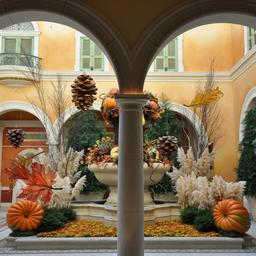 Décorations pour Thanksgiving et Halloween. Source : http://data.abuledu.org/URI/5642fd11-decorations-pour-thanksgiving-et-halloween