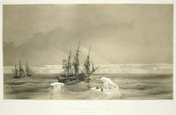 Découverte de la côte Clarie le 26 janvier 1840. Source : http://data.abuledu.org/URI/59819bd4-decouverte-de-la-cote-clarie-le-26-janvier-1840
