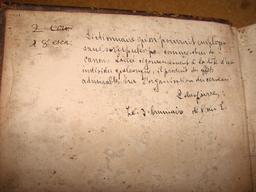 Dédicace de Robespierre. Source : http://data.abuledu.org/URI/50afc643-dedicace-de-robespierre
