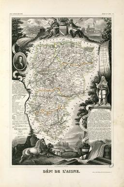 Département de l'Aisne en 1854. Source : http://data.abuledu.org/URI/524f2a9e-departement-de-l-aisne-en-1854