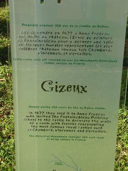 Descriptif du château de Gizeux. Source : http://data.abuledu.org/URI/50f14311-descriptif-du-chateau-de-gizeux