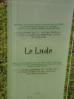 Descriptif du château de Lude. Source : http://data.abuledu.org/URI/50f14fba-descriptif-du-chateau-de-lude