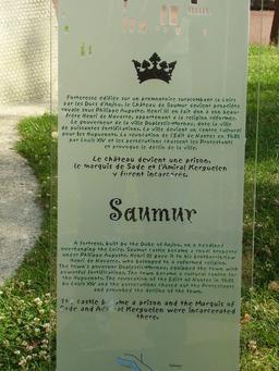 Descriptif du château de Saumur. Source : http://data.abuledu.org/URI/50f1999b-descriptif-du-chateau-de-saumur