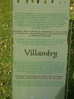 Descriptif du château de Villandry. Source : http://data.abuledu.org/URI/50f1adfe-descriptif-du-chateau-de-villandry