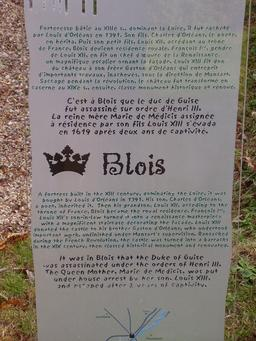 Descriptif du mini-château de Blois. Source : http://data.abuledu.org/URI/50f073c8-descriptif-du-mini-chateau-de-blois