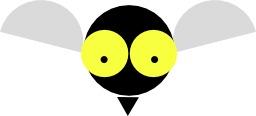 Dessin d'abeille. Source : http://data.abuledu.org/URI/5047a99c-dessin-d-abeille