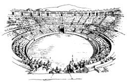 Dessin d'amphithéâtre. Source : http://data.abuledu.org/URI/53b955da-dessin-d-amphitheatre