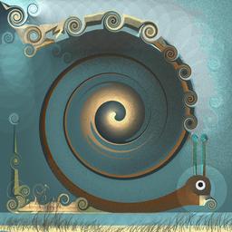 Dessin d'escargot. Source : http://data.abuledu.org/URI/50fa7df0-dessin-d-escargot