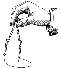 Dessin d'un cercle au compas. Source : http://data.abuledu.org/URI/52accc5a-dessin-d-un-cercle-au-compas