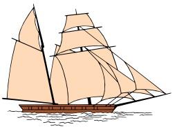 Dessin d'un voilier. Source : http://data.abuledu.org/URI/5102d0ea-dessin-d-un-voilier