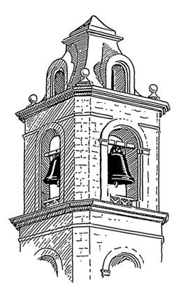 Dessin de beffroi. Source : http://data.abuledu.org/URI/53446c02-dessin-de-beffroi
