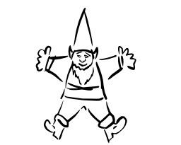 Dessin de gnome. Source : http://data.abuledu.org/URI/560f70e0-dessin-de-gnome