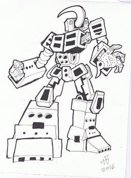Dessin de robot - 03. Source : http://data.abuledu.org/URI/58e9e008-dessin-de-robot-03