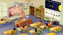 Dessin de salle de classe. Source : http://data.abuledu.org/URI/566b4932-dessin-de-salle-de-classe