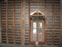 Dessous de toit et liteaux dans les Pyrénées. Source : http://data.abuledu.org/URI/53a9f972-dessous-de-toit-et-liteaux-dans-les-pyrenees