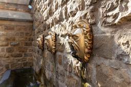 Détail d'une fontaine à Charleville-Mézières. Source : http://data.abuledu.org/URI/598d8518-detail-d-une-fontaine-a-charleville-mezieres