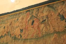 Détail de tapisserie. Source : http://data.abuledu.org/URI/55ccd30d-detail-de-tapisserie