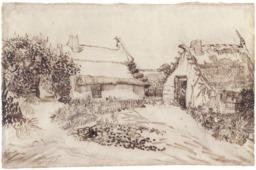 Deux cabanes aux Saintes-Maries de la Mer. Source : http://data.abuledu.org/URI/5515cc7e-deux-cabanes-aux-saintes-maries-de-la-mer