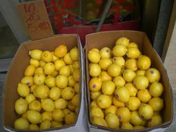 Deux cartons de citrons. Source : http://data.abuledu.org/URI/532f0b6f-deux-cartons-de-citrons