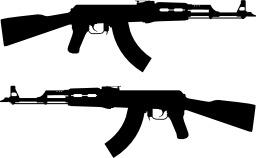 Deux fusils. Source : http://data.abuledu.org/URI/504a2488-deux-fusils