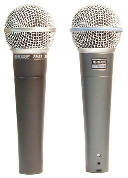 Deux microphones. Source : http://data.abuledu.org/URI/5393620a-deux-microphones