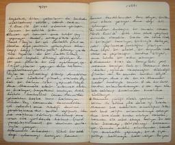 Deux pages dans un carnet. Source : http://data.abuledu.org/URI/5030179b-deux-pages-dans-un-carnet