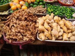 Deux variétés de gingembre en Chine. Source : http://data.abuledu.org/URI/51a66142-deux-varietes-de-gingembre-en-chine