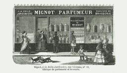 Devanture de parfumerie. Source : http://data.abuledu.org/URI/5029351b-devanture-de-parfumerie