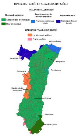 Dialectes d'Alsace. Source : http://data.abuledu.org/URI/52bc4f97-dialectes-d-alsace
