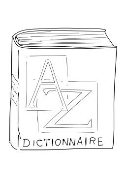 Dictionnaire. Source : http://data.abuledu.org/URI/502541ad-dictionnaire