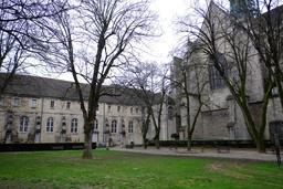 Dijon, Musée archéologique. Source : http://data.abuledu.org/URI/56ce3830-dijon-musee-archeologique
