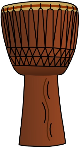 Djembé. Source : http://data.abuledu.org/URI/504a21e6-djembe