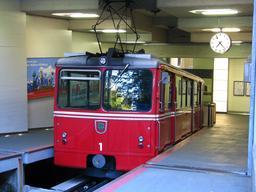 Dolderbahn à Zurich. Source : http://data.abuledu.org/URI/529b0af9-dolderbahn-a-zurich