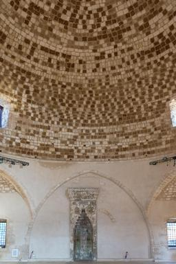 Dôme de la mosquée de Rethymnos. Source : http://data.abuledu.org/URI/5652d253-dome-de-la-mosquee-de-rethymnos