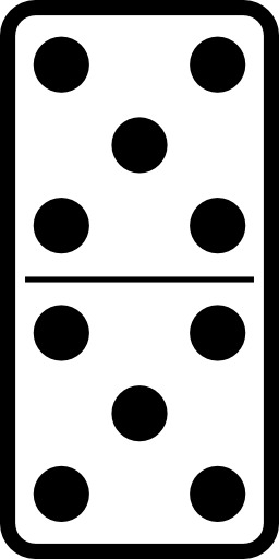 Domino 5-5. Source : http://data.abuledu.org/URI/50f31cf1-domino-5-5