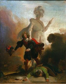 Don Juan et le fantôme du Commandeur. Source : http://data.abuledu.org/URI/53442cff-don-juan-et-le-fantome-du-commandeur