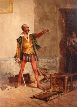 Don Quichotte - 05. Source : http://data.abuledu.org/URI/5560b190-don-quichotte-05