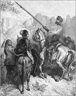 Don Quichotte - 15. Source : http://data.abuledu.org/URI/5558812f-don-quichotte-15